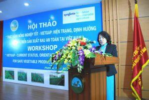 Áp dụng GLOBAL G.A.P và ISO 22000 ngành nông nghiệp sẽ vươn xa