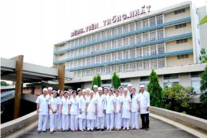 TNV Việt Nam đánh giá & cấp chứng nhận ISO9001:2015 tại BV Thống Nhất