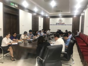 TNV Việt Nam đánh giá chứng nhận ISO9001:2015 tại Tổng công ty Điện Lực Hà Nội