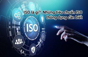 Giới thiệu bộ tiêu chuẩn ISO 27000