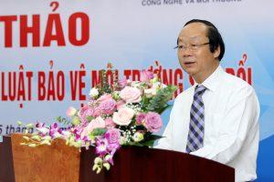 Liên hiệp các Hội Khoa học và Kỹ thuật Việt Nam phối hợp với Ủy ban Khoa học, Công nghệ và Môi trường của Quốc hội tổ chức Hội thảo đóng góp ý kiến cho Dự thảo Luật Bảo vệ Môi trường sửa đổi.