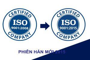 Tiêu chuẩn ISO 9001 mới nhất